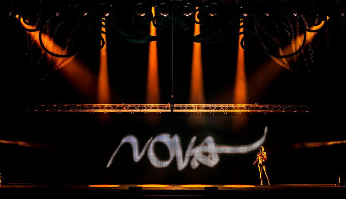 """The Magic Nova"":《神奇圣诞》香港演出 (第1日)"